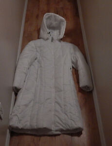 Ladies size large quilted coat