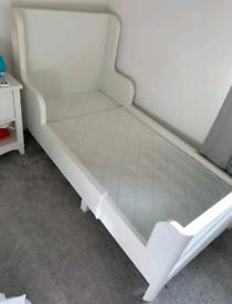 Kids IKEA adjustable single bed