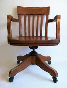 Chaise de Bureau H.Krug - VINTAGE - H.Krug Office Chair