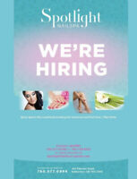 Esthetician and Nail tech wanted