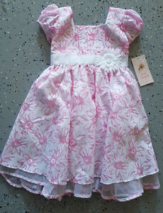 New Girls size 4 party dress