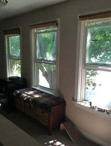Hydrostone/North End 1 bedroom in 2 floor/2 bedroom flat