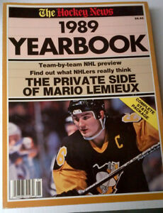 Hockey News Yearbooks