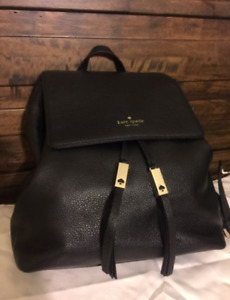 Kate Spade Large Leather Backpack