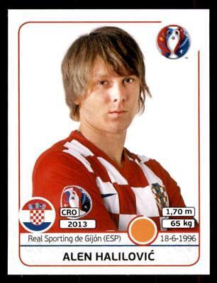 PANINI EURO 2016 ALEN HALILOVIC KROATIEN NR 452