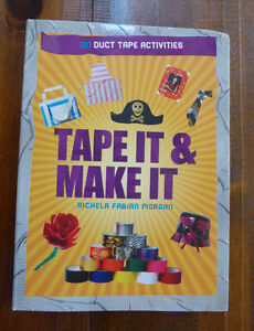 Kids Craft Books- Introduction to Corking and Duct Tape Crafts Oakville / Halton Region Toronto (GTA) image 1