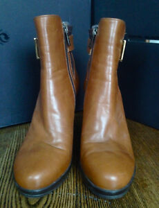 2 pairs -Gorgeous leather, waterproof Aquatalia boots, worn once