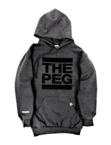 The Peg Skater Hoodie, Brand New - Very Hard To Find