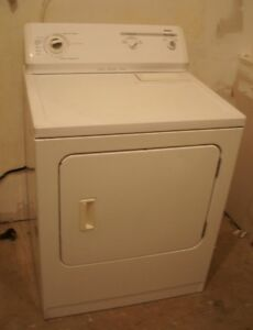 Heavy Duty Super capacity Kenmore Dryer, delivery available
