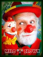 Clown, Corporate and private parties, fairs and festivals