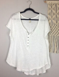 Free People We The Free Henley Top