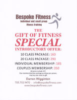 Boot camp, Ladies only fitness & self defence