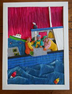 Folk Art picture for sale