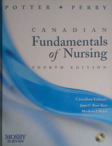 Potter & Perry Canadian Fundamentals of Nursing, 4th Ed.