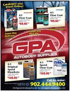 GPA Autobody Supplies ▪ Halifax ▪ Open 7 Days