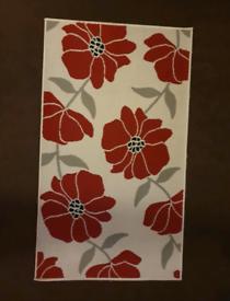 Rug ( Poppy Red)