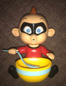 The Incredibles Baby Jack Jack Battery Operated Animated Cereal
