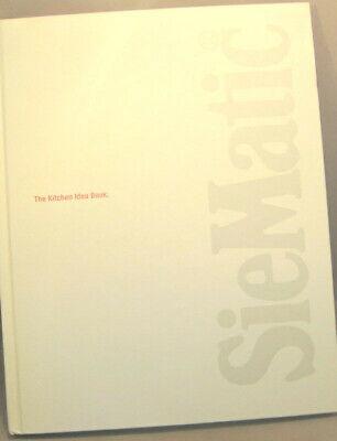 THE KITCHEN IDEAS BOOK by SIEMATIC, gebruikt tweedehands  verschepen naar Netherlands