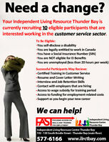 Recruiting Individuals Interested in Working in Customer Service
