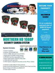 Security Camera Systems Kitchener / Waterloo Kitchener Area image 1