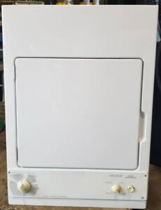 GE Compact stacking Dryer, 12 month warranty