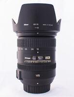 Nikon AF-S DX Nikkor 18-200mm f3.5-5.6G VRII