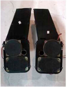 UQ7 FIREBIRD CAMARO IROC TRANS AM SPEAKER REAR BOXES - VERY RARE