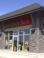 Airdrie Quiznos for sale