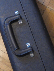 Case from alto sax  Yamaha ( used )
