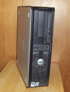 Dell 3Ghz Core2Duo Computer,4GB Ram  Windows 10 Pro