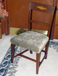 New Price - Pair Mahogany Side Chairs. Antique George III Period Kingston Kingston Area image 7