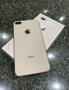 Perfect condition Iphone 8 plus Gold 64gb Like new !