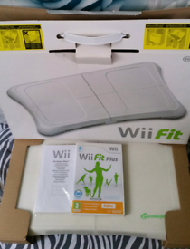Wii fit board with cover