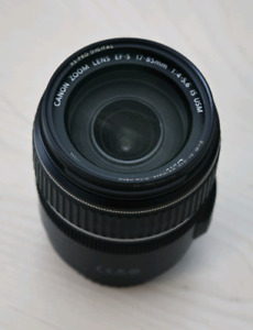 LNIB Canon EF-S 17-85mm f/4-5.6 IS USM Lens
