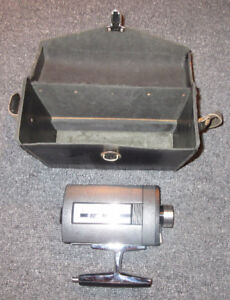 Bell & Howell 8mm Movie Camers & CAse