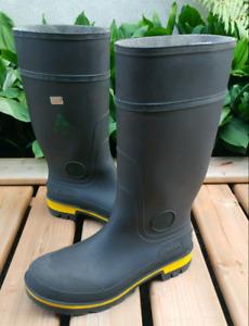 BAFFIN Max. Steel Toe Plate Lug Sole Oarprene Rubber Boots