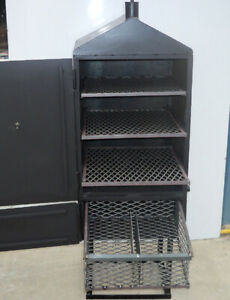 Smoker and Custom BBQ Grill