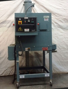 Used Shrink Wrap Machine, Shanklin T6H Heat Tunnel