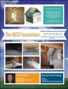 The Ultimate Insulation(South Sask Foam & Coatings)