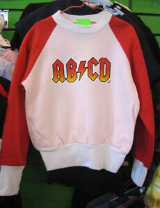 Youth/Toddler Onesies, Tops and T-Shirts