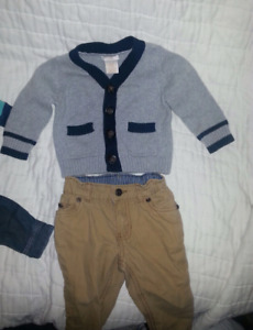 Baby boy clothes 9months