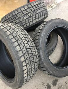 Winter Tires P265/50R20 106R Bridgestone Blizzak DM-V1 95% tread