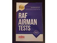 RAF/Royal Navy/Army/Police Aptitude Test Books.