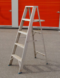 Step ladder Aluminum 5 foot