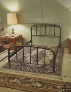Antique Super Single Bed Frame