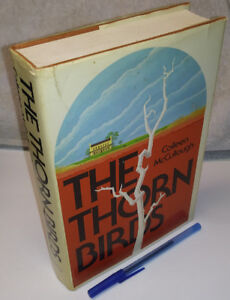 1977 The Thorn Birds HC Vintage Book 1st ed Colleen McCullough