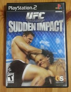 Sudden Impact for PS2