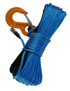 ATV & UTV Synthetic Winch Rope - 2500lb, 3500lb, 4500lb rating
