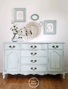 French Provincial Sideboard/Credenza