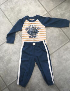Boys 12 month Carters